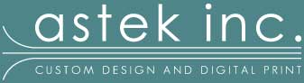 Astek Wallpaper Wallcoverings Logo