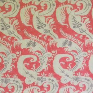 2168-44 NANTUCKET RED ― Eades Discount Wallpaper & Discount Fabric