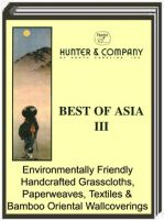 Best of Asia 3 Grasscloth