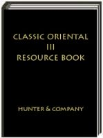 Classic Oriental 3 Resource Book