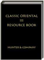 Classic Oriental 3 Resource Book