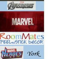 Marvel RoomMates
