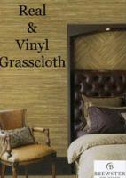 Real & Vinyl Grasscloth