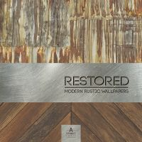 Restored Modern Rustic Wallpapers