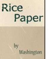 Rice Paper by Washington
