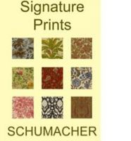 Schumacher Signature Prints