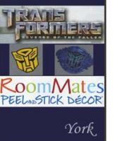 Transformers RoomMates