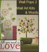 Wall Pops 2 Wall Art Kits and Words