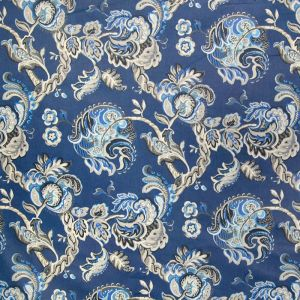 B2287 INDIGO ― Eades Discount Wallpaper & Discount Fabric